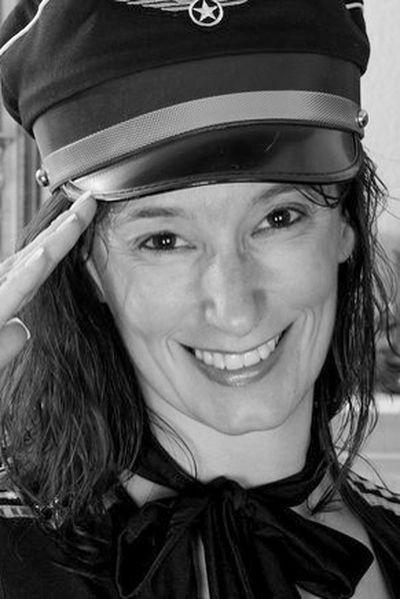Brummi-Fahrerin Frederike will tabulos pimpern.