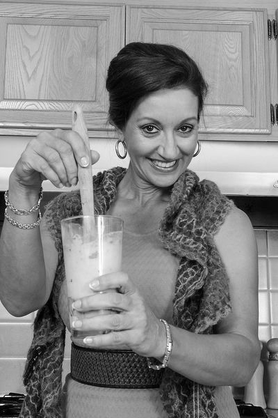 Bäckerin Teresa möchte umgehend hemmungslos streicheln