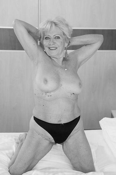 Mama Josephine will schön gebumst werden