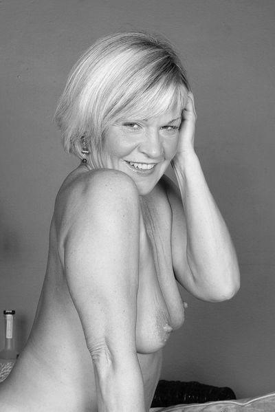 Musikerin Frauke will umgehend scharf grapschen