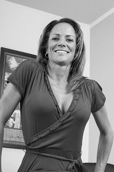 Powerfrau Melissa möchte sinnlich durchgenudelt werden